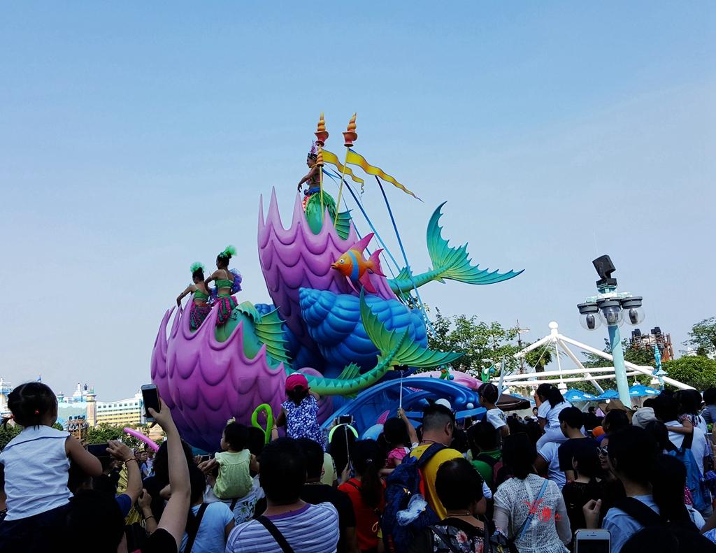 珠海长隆,让人尖叫的海洋王国!