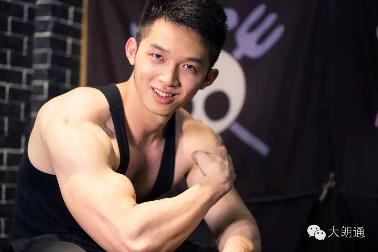 逆袭成为肌肉男