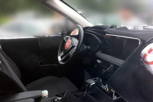 上汽大通D90谍照 定位7座SUV高清图片