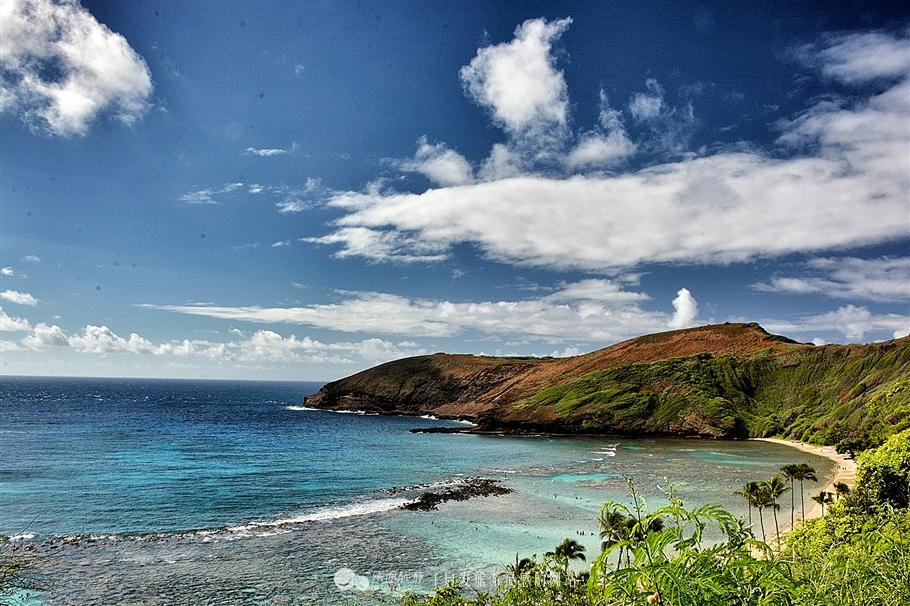 入境夏威夷