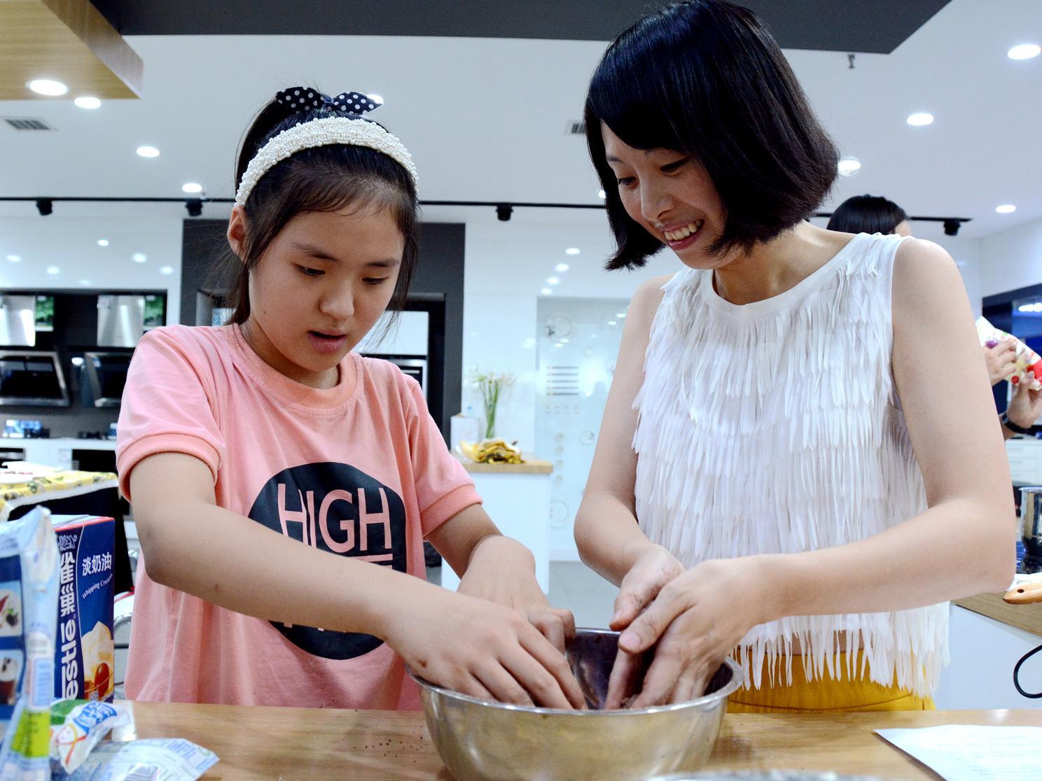 水亦田:巧克力淡奶油司康饼,3岁+宝宝的磨牙饼