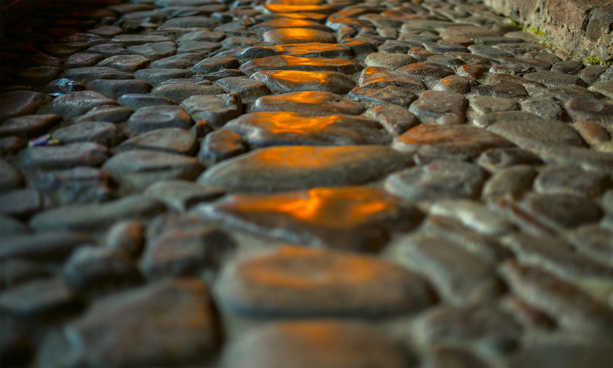 岩头,八百年的风雨留下一座桃源古村