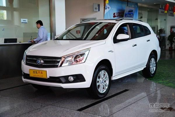 启辰将推新款T70车型 预计9月8日上市高清图片