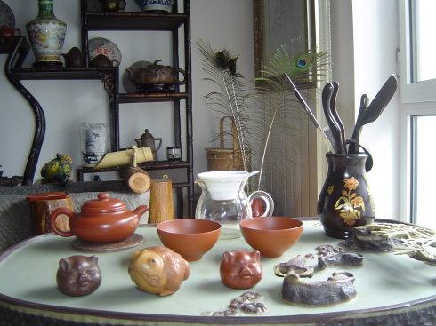 夏颖说茶:茶宠的玩养方法及分类介绍