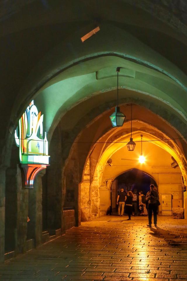 耶路撒冷 令人惊叹的神圣之光