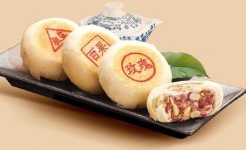 各式漂亮的月饼,你爱好哪一个?