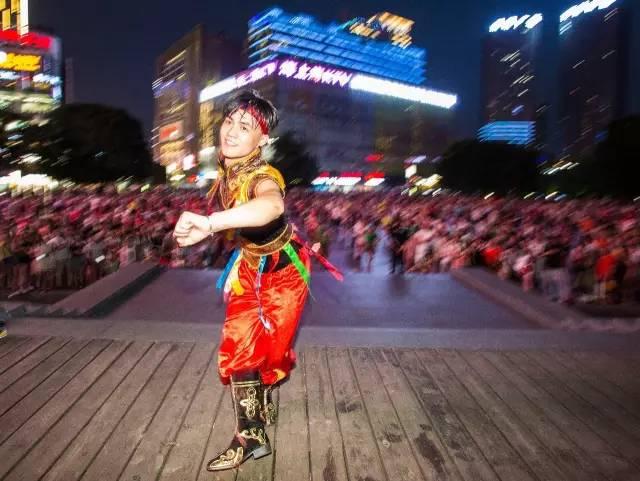 中国梦想秀手指舞