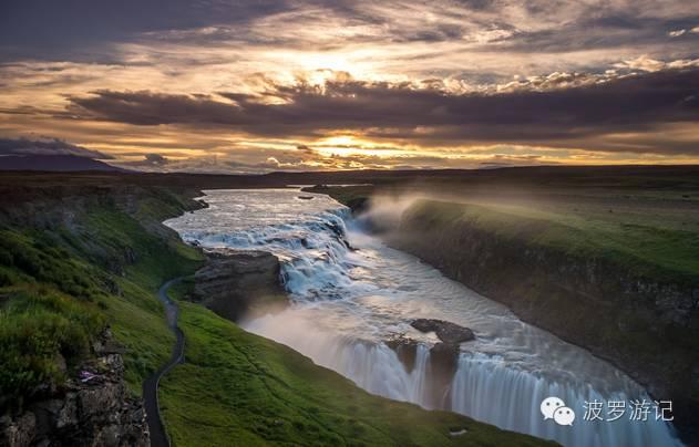 在阳光灿烂的日子里,去冰岛晒晒太阳