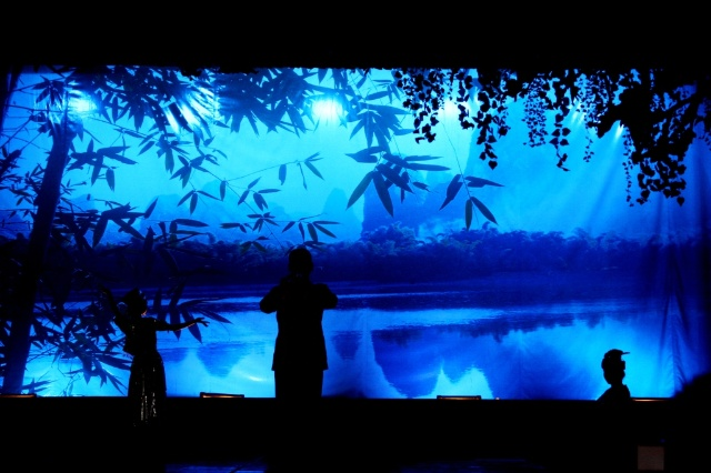 阿毛桂林游:(二)风情――刘三姐大观园