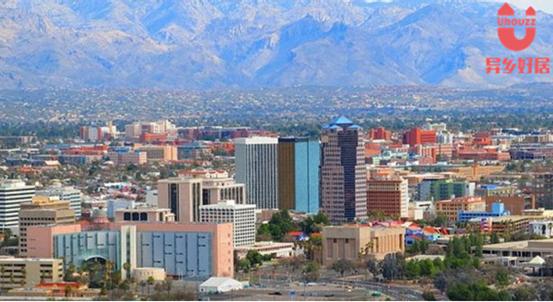 【异乡好居】图森Tucson租房攻略