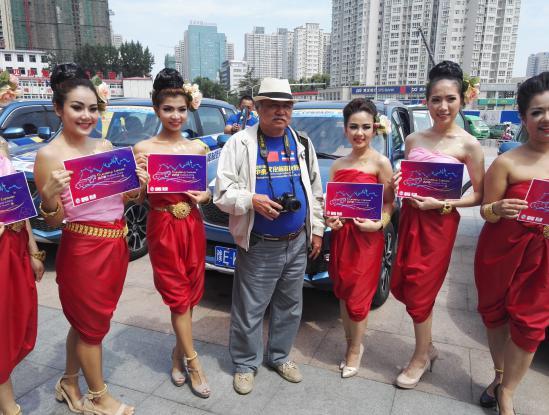 2016中泰文化旅游友好行:晋豫文化初体验