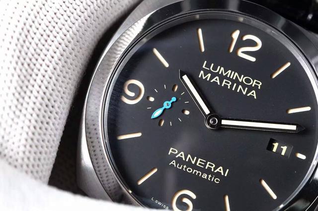 老K谈表第141期:KW厂沛纳海1312,深蓝色的秒针最迷人!