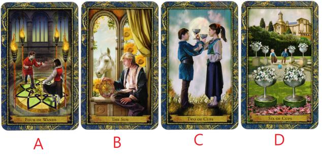 塔罗占卜:你与前任有没有复合的可能?