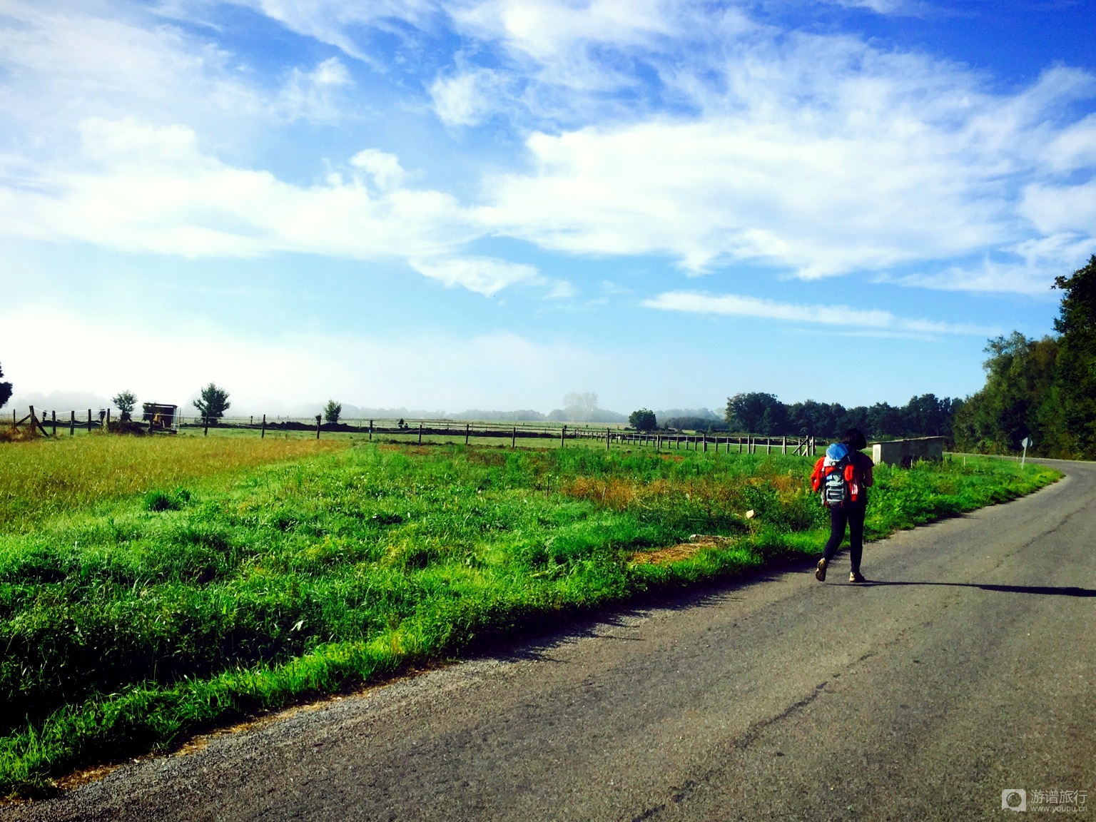 朝圣之路,徒步圣地亚哥