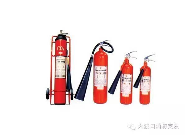 哪种灭火器 可以保障发生火灾的机房