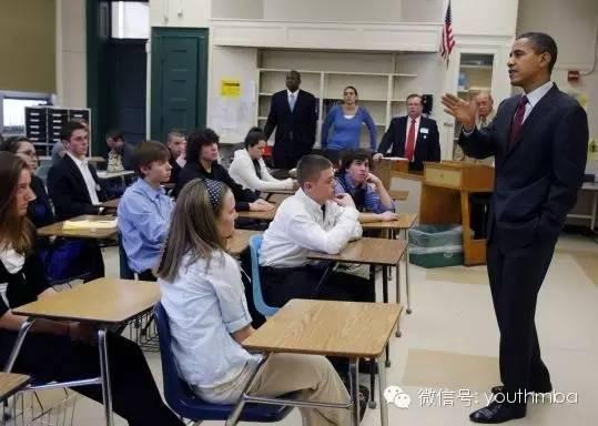 我们为什么要学习――美国总统是这么对孩子说的!