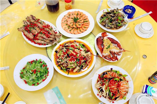 九月,三亚这家海鲜店请你吃霸王餐(福利)