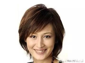 12款50岁女人染发颜色设计,中老年显年轻染发色彩!图片