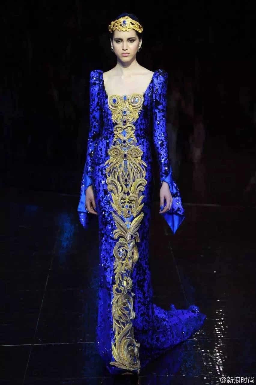 这个姑娘被评为全球最有影响力的人,只因做出了一件中国嫁衣 ...
