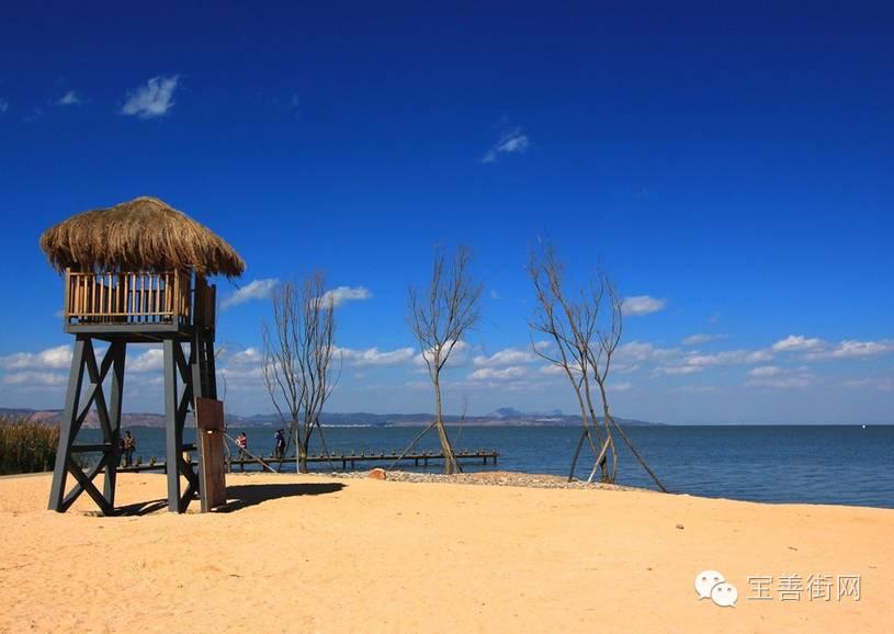 晋宁沙滩公园_晋宁东大河湿地公园