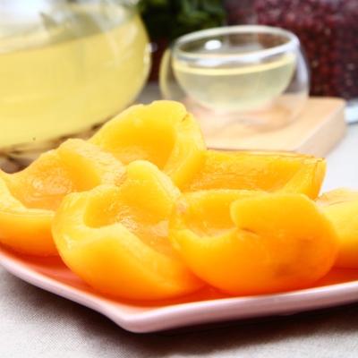 【美食小贴士一】吃美食黄桃之前要注意?岭南的师范学院图罐头图片