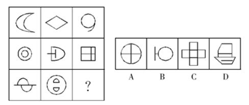 河南公务员考试行测重点题型 一笔画图形