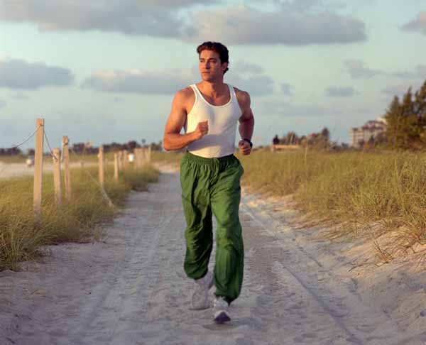 运动完腿酸疼能减肥吗图片