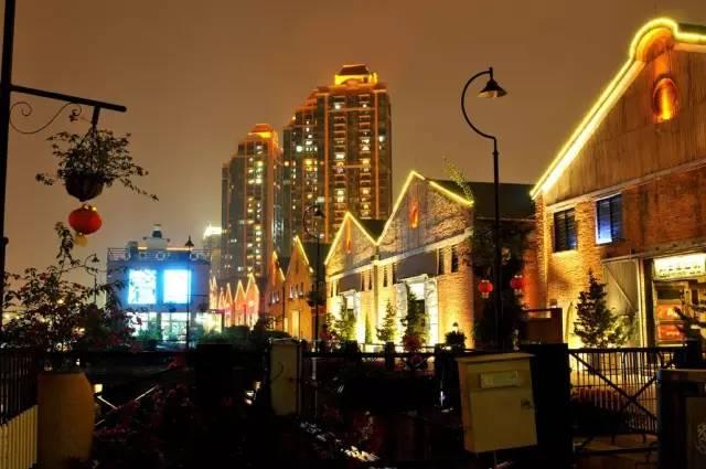 在上个世纪是广州非常重要的仓储和码头.图片