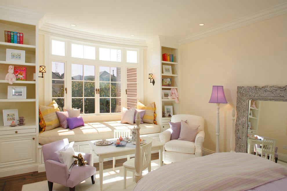 高逼格卧室飘窗装修设计