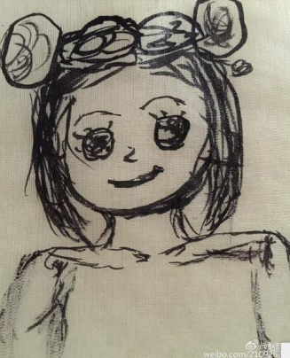 杨洋画像简单铅笔画步骤