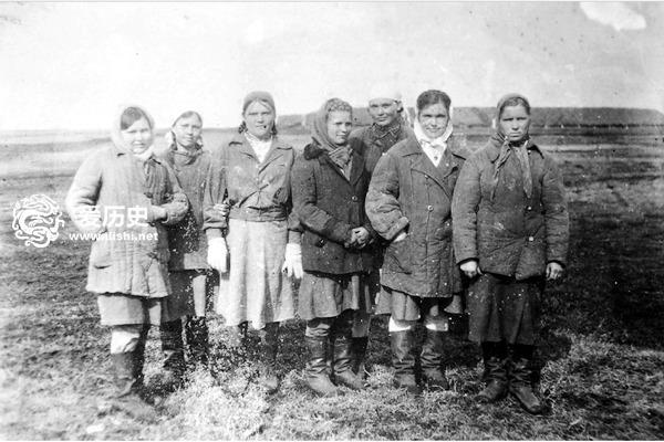 被关进古拉格的女囚们 比纳粹集中营更接近地狱