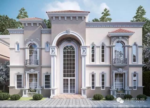 欧式玻璃房子图片欣赏