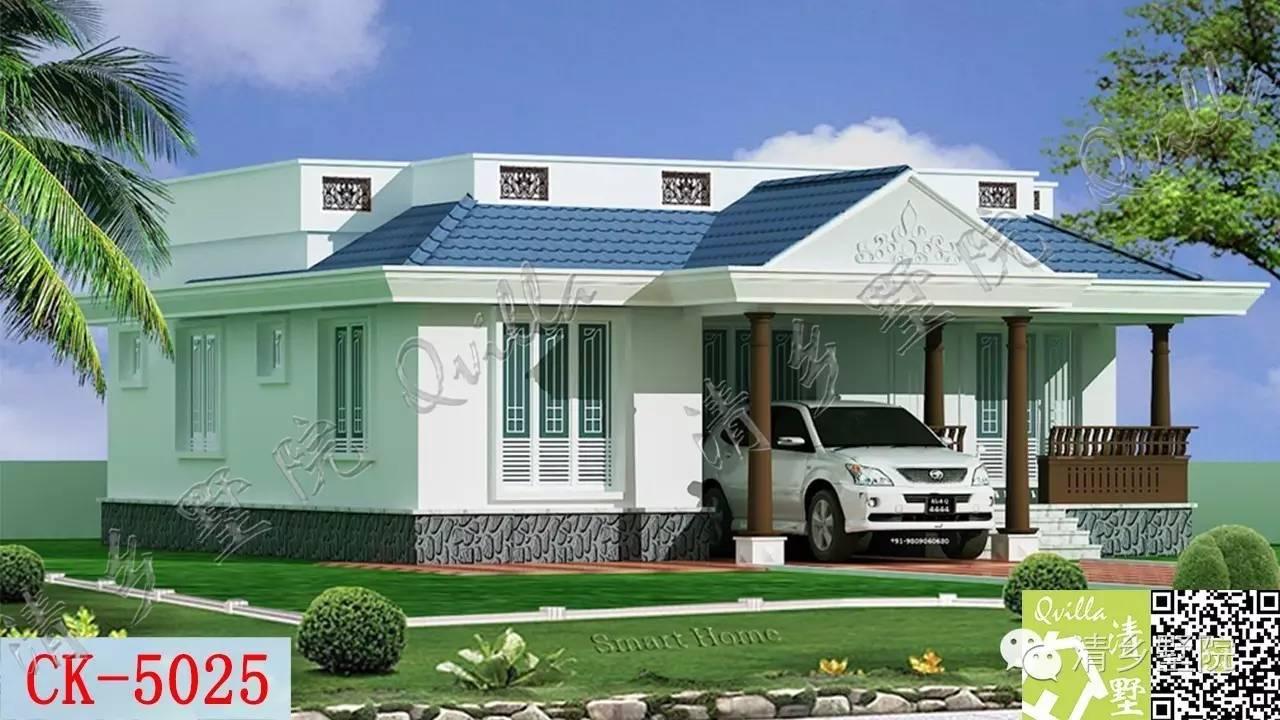 农村自建房屋通用户型整理分析