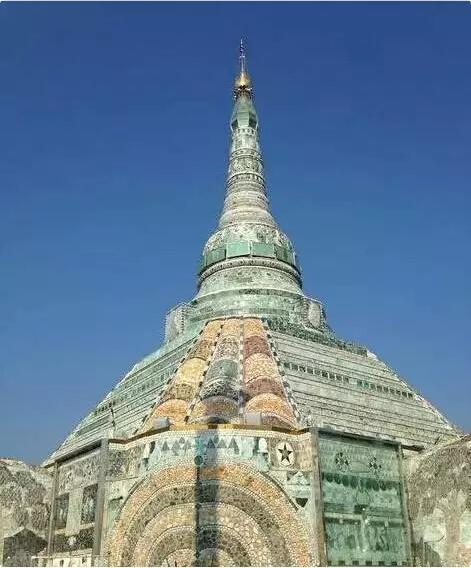 缅甸种罂粟,还知道翡翠砌佛塔吗?