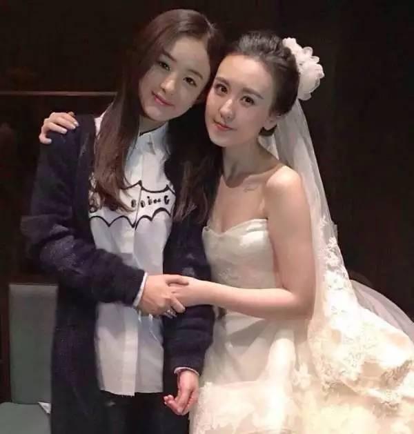无码弟弟干网_赵丽颖参加了亲弟弟的婚礼,弟弟居然长这样!