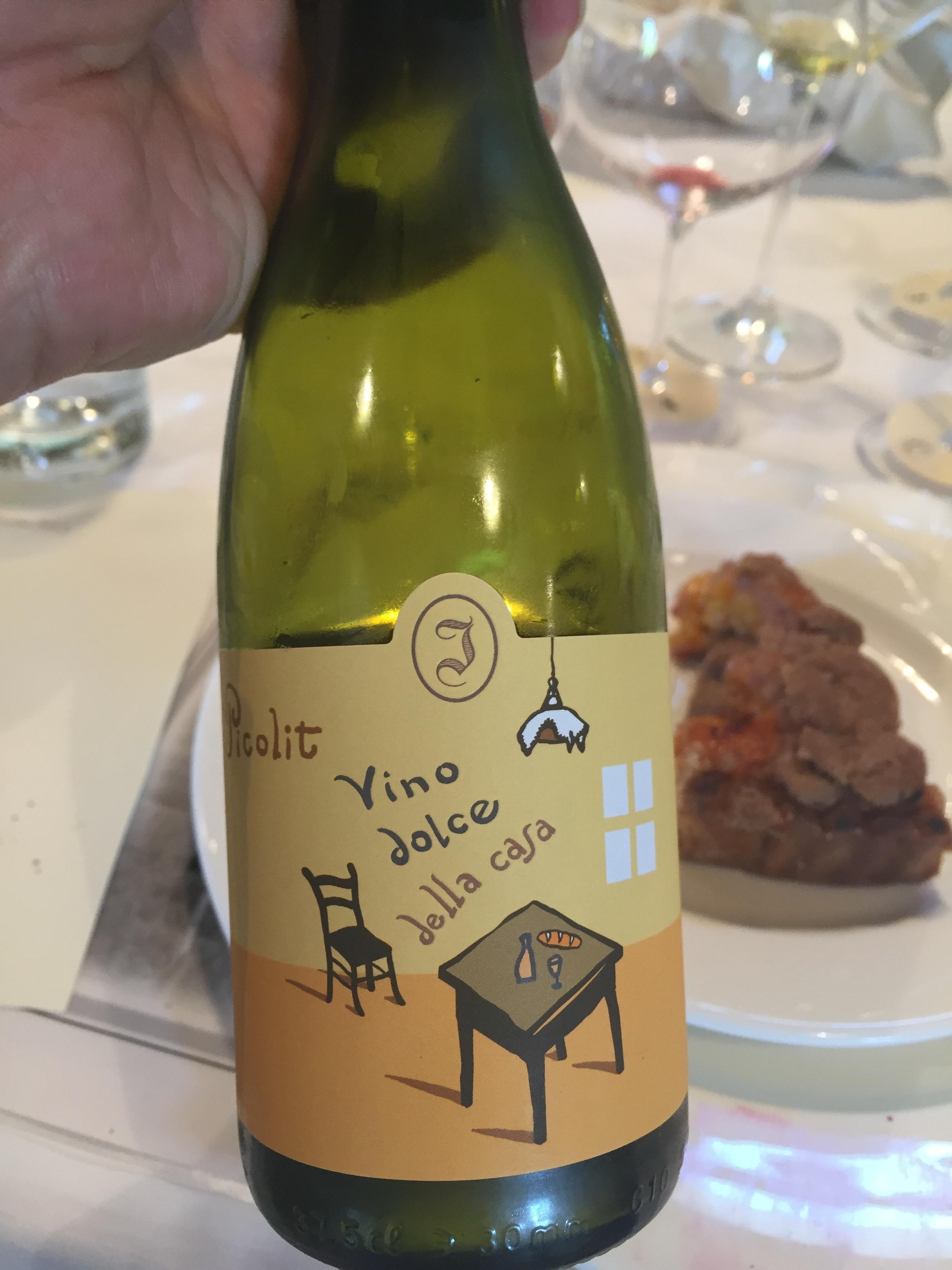 意大利名庄之旅-弗留利名爵酒庄第7张-葡萄酒文化传播网