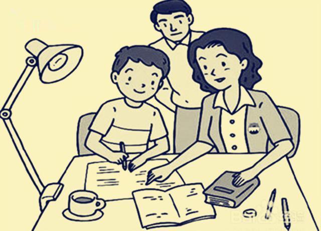 张女士说,在孩子不想做作业的时候,可以给孩子进行一定的奖励,比如等
