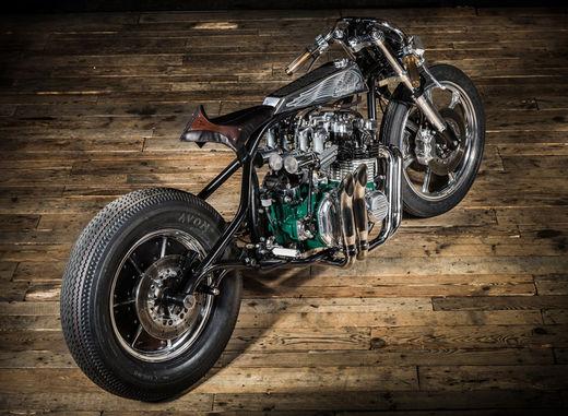 ??z?}{?_川崎1000z改装摩托车,得到圣经以西结书的启发