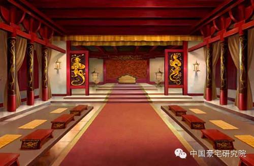 中国古代豪宅探秘之西汉宫殿图片