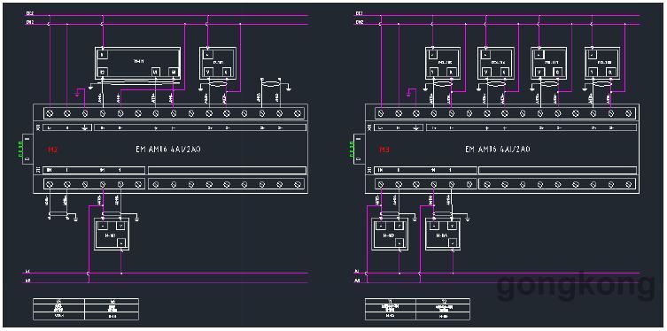 Smart系列PLC的净化空调控制系统