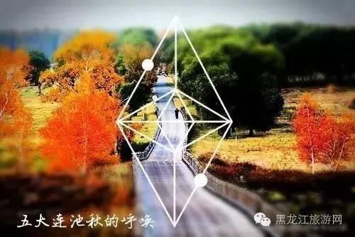 金秋最美五花山到 -黑龙江的秋天有多美,中秋出游好去处 逍遥旅游