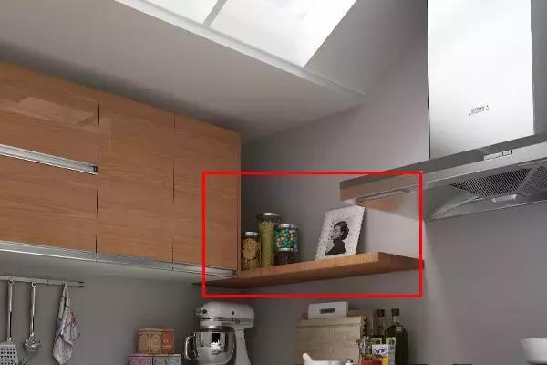 """小厨房""""造空间""""的6个小窍门,很实用喔!图片"""