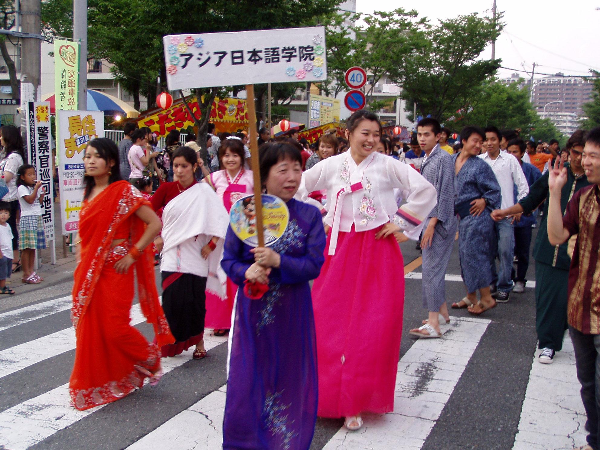 日本留学17年4月语言学校已经开始招生了