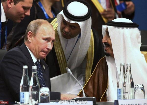 第三国挤兑沙俄市场份额,中国成各产油国必争