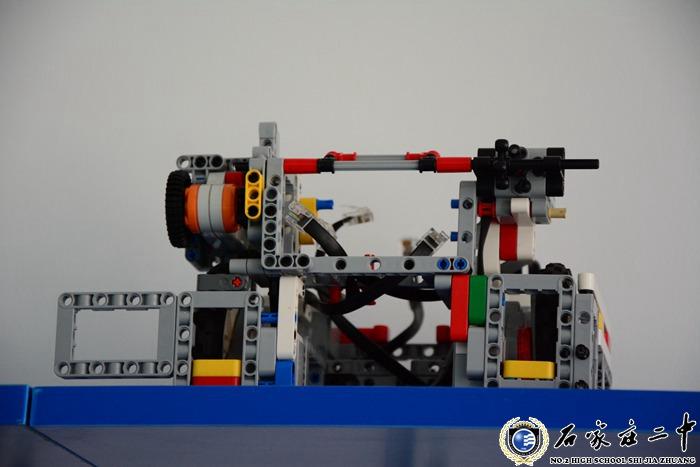 机器人活动室图片