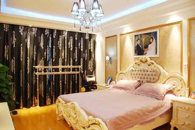 欧式古典设计风格卧室集锦