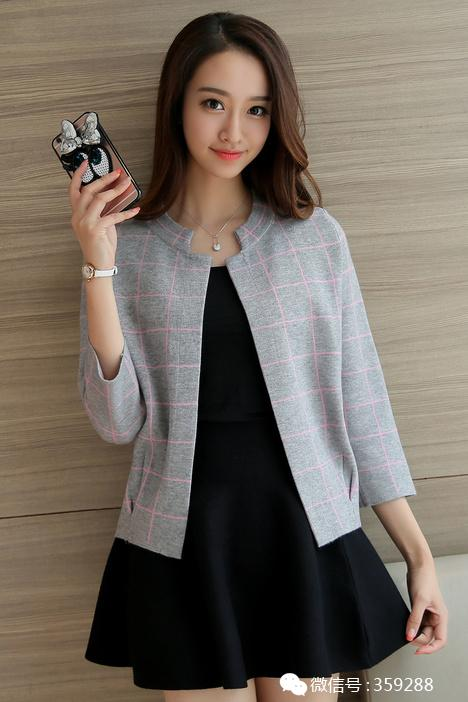 特别温柔贤惠的新款秋装,做一个温文尔雅的女子!