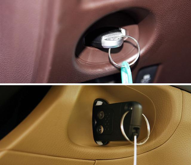 配备无钥匙进入,启动的车辆,钥匙没电了怎么办