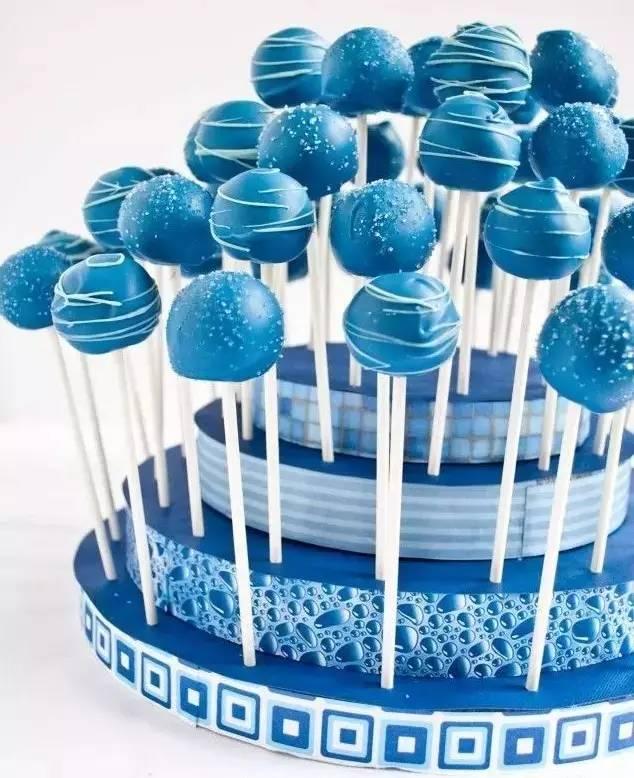 棒棒糖 棒棒糖小蛋糕制作全攻略