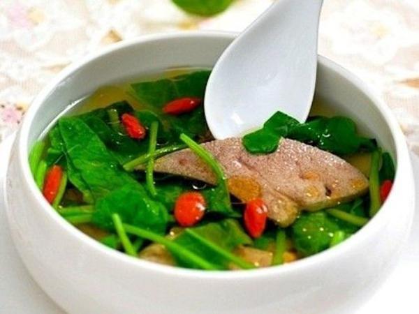这道菜有很强的补血成效,强烈建议女人多吃!